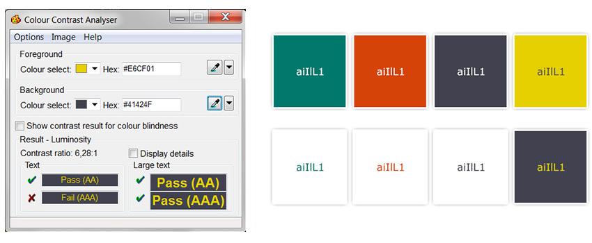 Créer facilement une palette de couleurs accessibles
