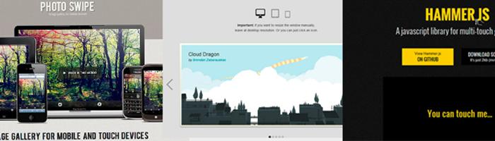 Des ressources utiles pour vos sites en Responsive Webdesign