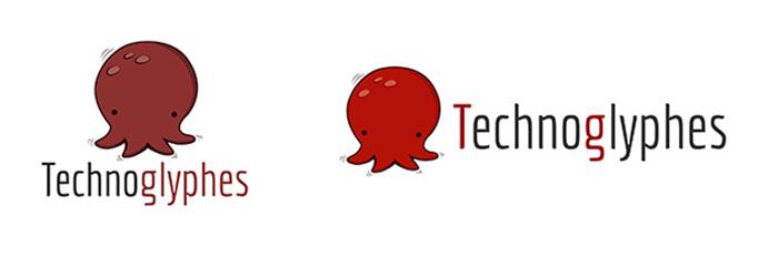 Derniers retours sur le logo Technoglyphes