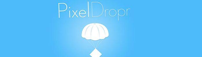 Pixel Dropr, un plugin Photoshop pour créer des collections d'assets