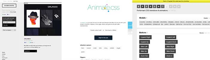 Animations et transitions d'interface : où trouver l'inspiration ?