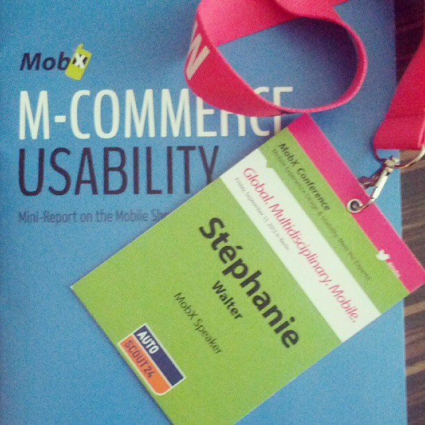 Badge MobX