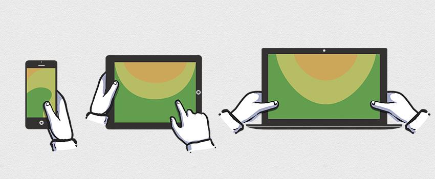 [Freebies] Template de zones cliquables au touch (mobile, tablette, hybride)