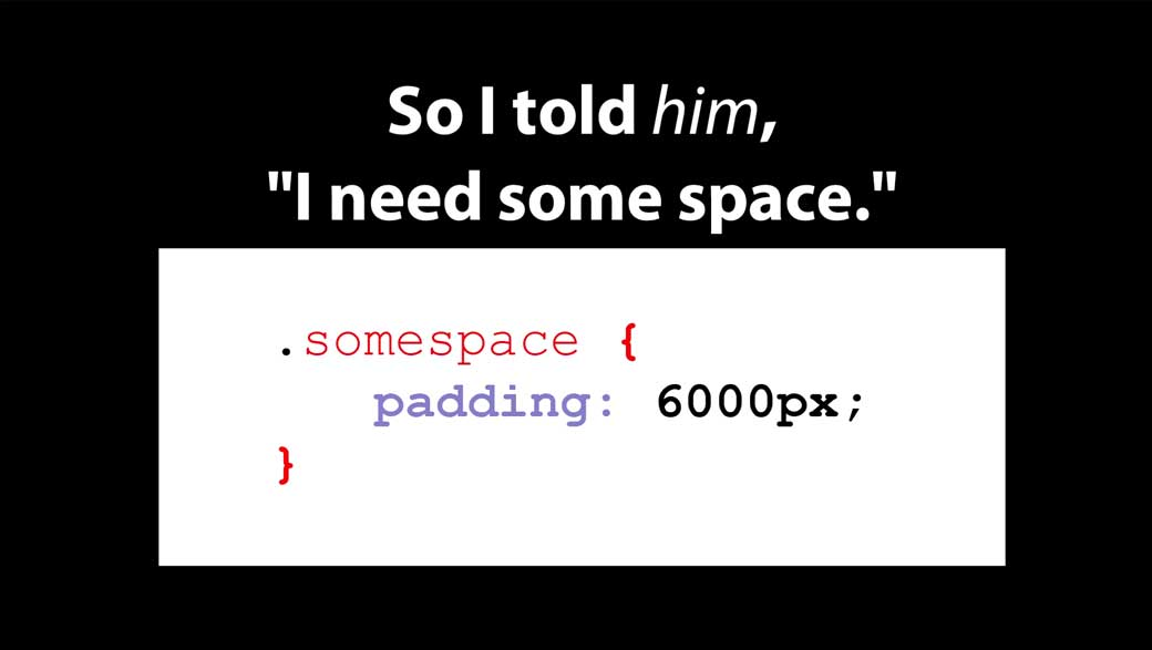 HTML and CSS Love song