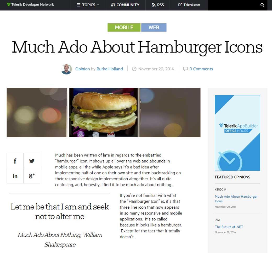 Pixels of the Week: Web Design links not to miss – November