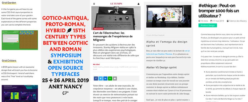 La semaine en pixels – 14 juillet 2019