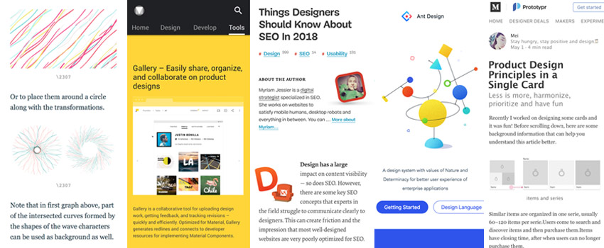 Pixels of the Week – May 20, 2018, by Stéphanie Walter - UX