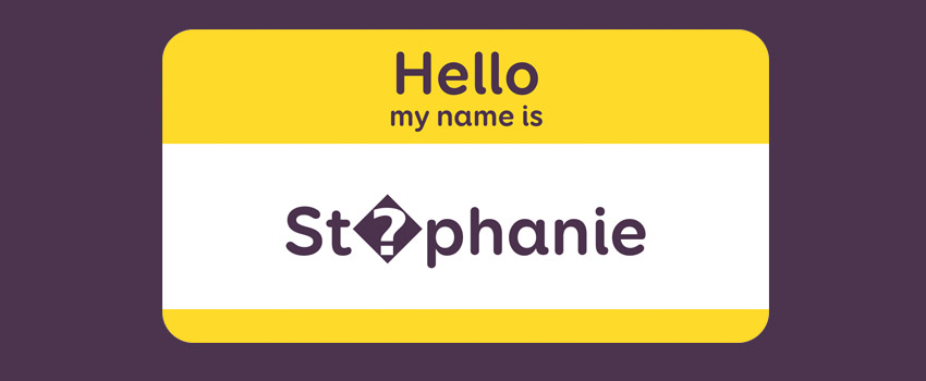Voxxeddays 2018 – Hello my name is St�phanie
