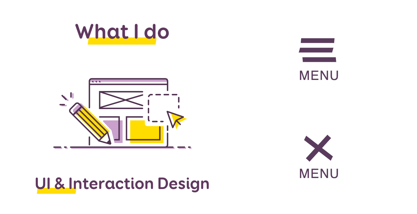 Portfolio Rework Part 1: Animation, Micro interaction & SVG by