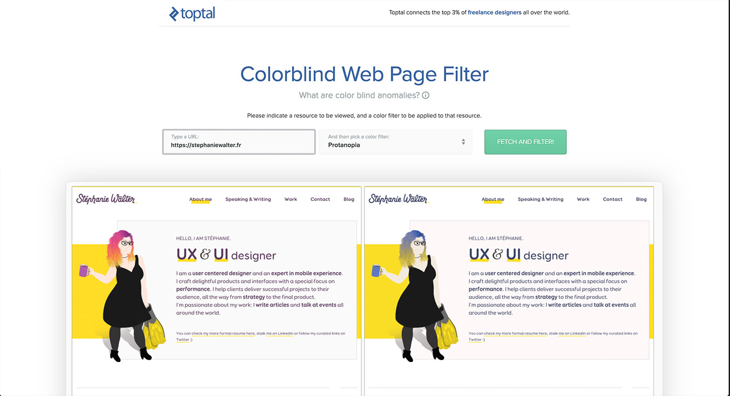 Color accessibility: tools and resources to help you design