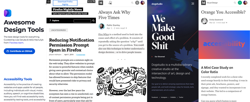 Pixels of the Week – April 7, 2019, by Stéphanie Walter - UX