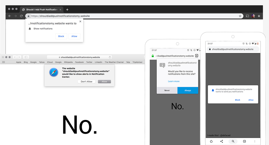 The Ultimate Guide to Not F#!@ing Up Push Notifications, by