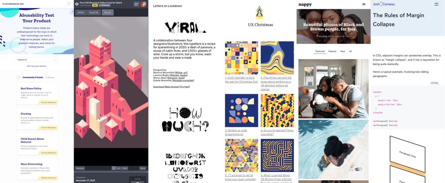 The UX Design Blog - by Stéphanie Walter.